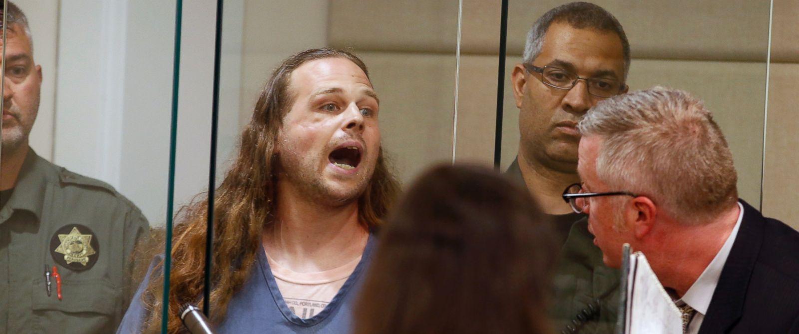 Image result for Portland attack