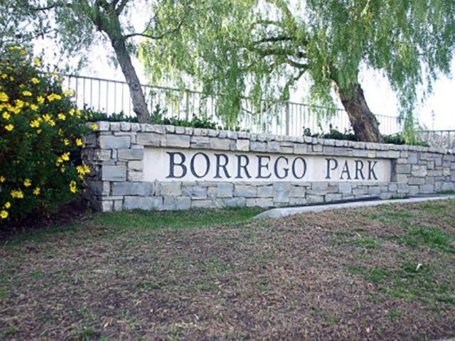 PHOTO: Borrego Park, California is where Blaze Bernstein was last seen, Jan. 2, 2018.