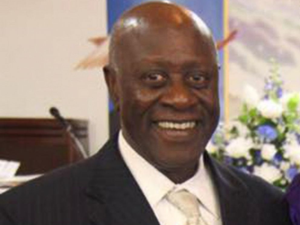 PHOTO: Rev. Daniel L. Simmons, Sr. was confirmed by the Charleston County Coroner as a victim of the Emanuel African Methodist Episcopal Church shooting in Charleston, S.C. on June 17, 2015.