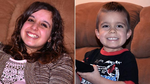 PHOTO:Missing Ohio mom Sara Apple and her 4-year-old son Max.