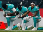 miami dolphins kneeling protest 2 rt jt 171001 4x3t 144 - NFL players kneel during anthem at London game