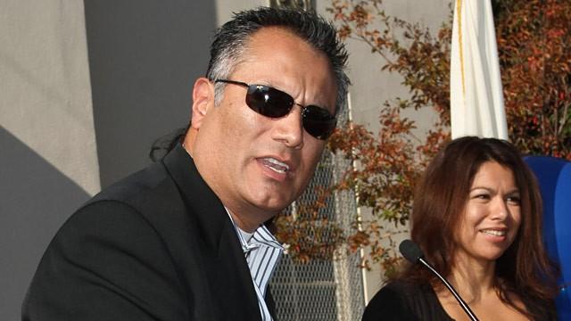 PHOTO: San Fernando Mayor Mario Hernandez