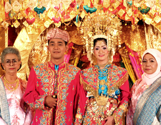 Indonesia Rituals Weddings And Funerals
