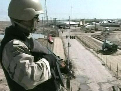 Iran-Iraq border