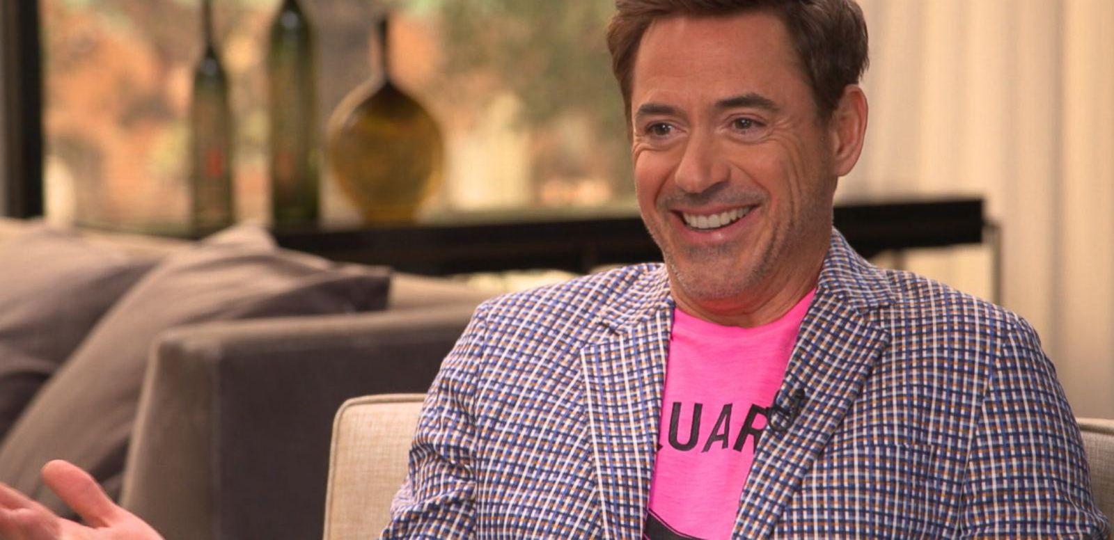 VIDEO: Robert Downey, Jr. Talks Playing Iron Man in Captain America: Civil War