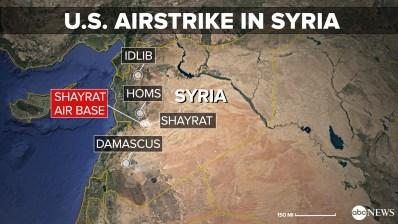 Bildergebnis für usa bombing syria