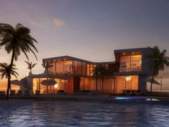 Luxury Real Estate Developer Creates Floating Private ...