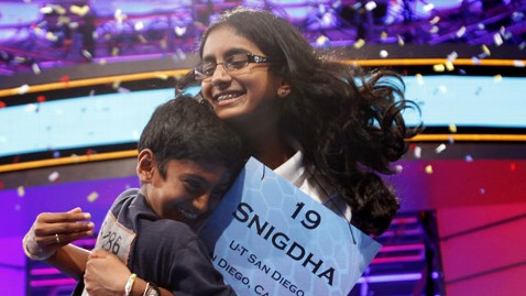 ap spelling bee winner nandipati lt 120531 wblog Snigdha Nandipati Spells Guetapens to Win the National Spelling Bee