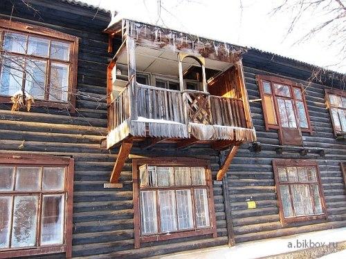 Екатеринбург: барак в районе Уралмаш