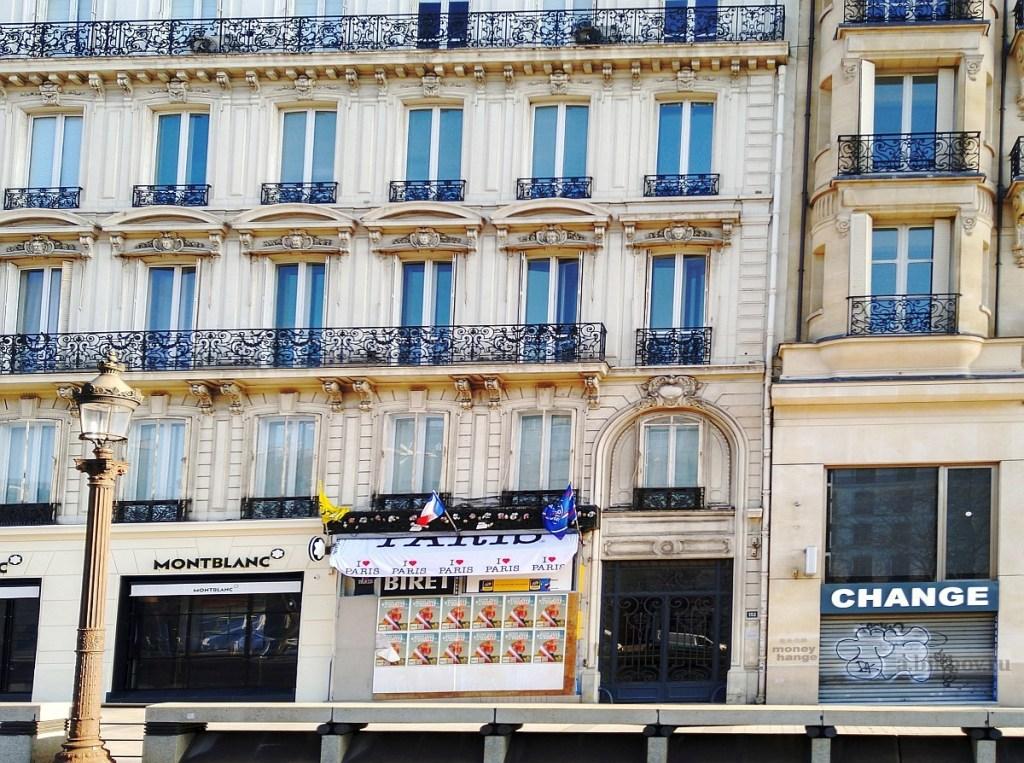 Paris COVID-19, Champs Elysées