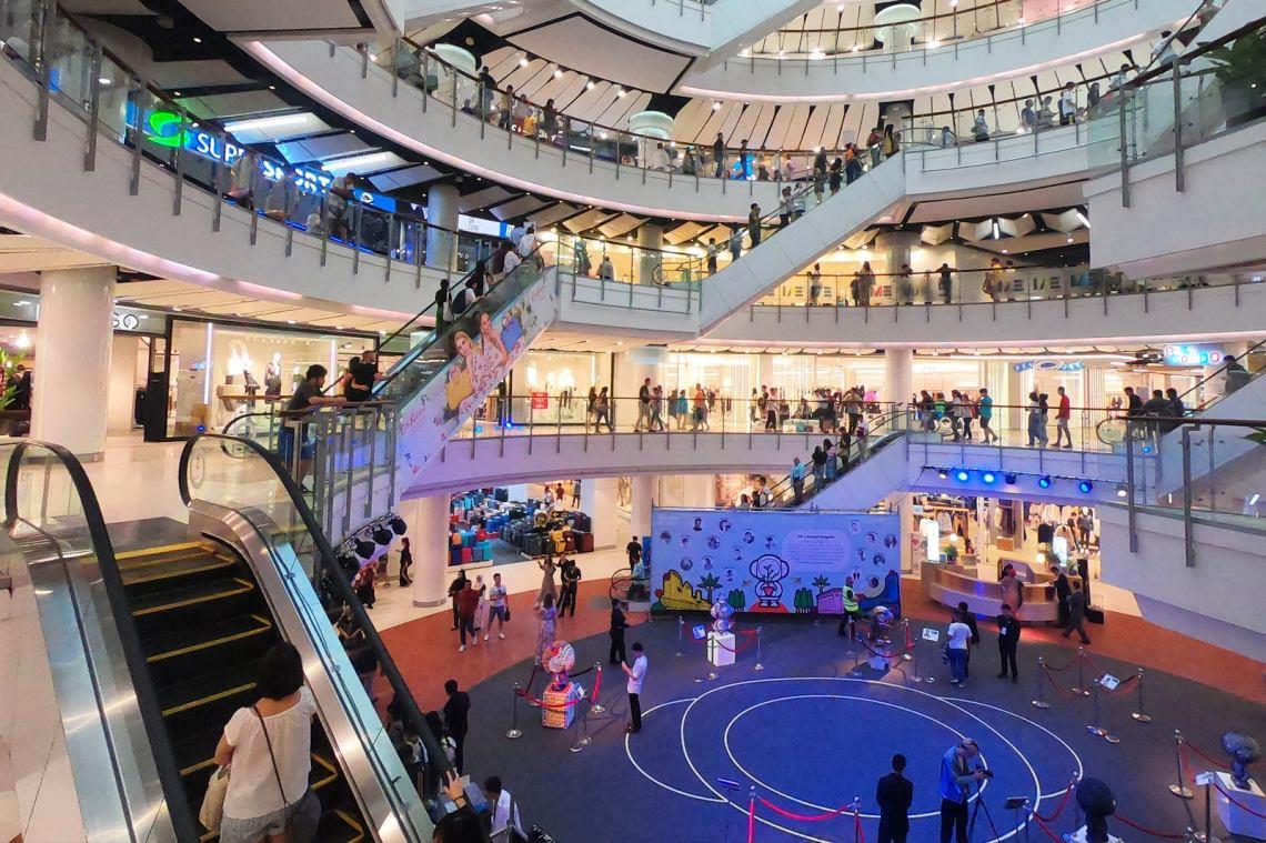 CentralWorld Bangkok - Shop at One of Bangkok's Largest Shopping Malls