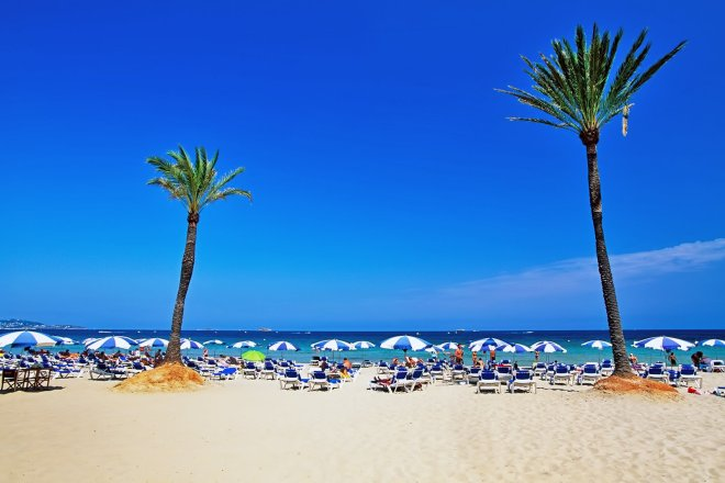 Ibiza spanish islands