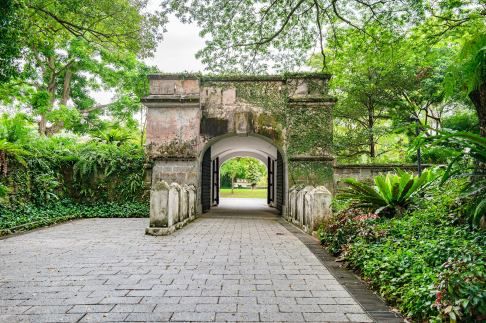 Fort Canning Park Singapore - Historical Garden in the Heart of the City –  Go Guides