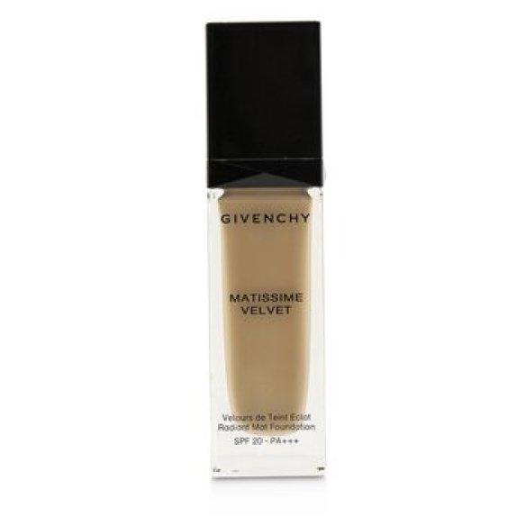 Givenchy - Matissime Velvet Base Fluida Mate Radiante SPF 20 - #00 Mat Ivory - Base & Polvo | Free Worldwide Shipping | Strawberrynet CAM