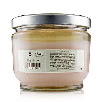 Sabon 薩邦 - 身體磨砂 - 玫瑰茶 320g/11.3oz - 身體護理 | 全球免運 | 草莓網HK