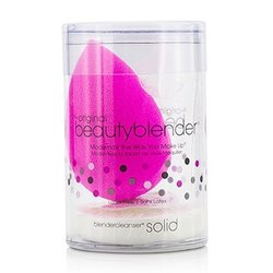 BeautyBlender BeautyBlender With Mini Solid BlenderCleanser Kit - Original (Pink)  2pcs