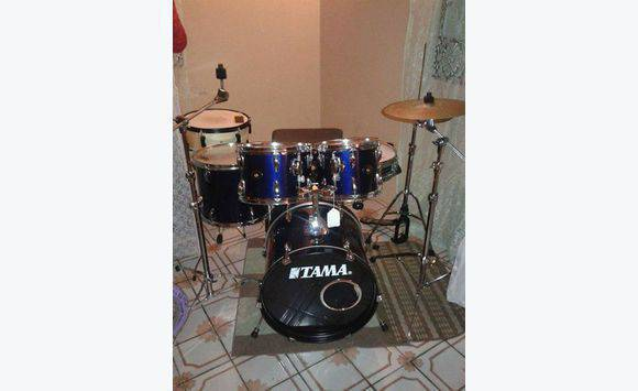 Tama drum set   Classified ad   Musical Instruments Philipsburg Sint     Tama drum set