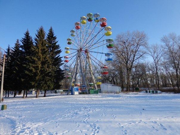 Картинки по запросу парк кожедуба зима