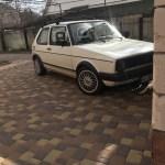 Roof Rack Thule Volkswagen Golf 1 5 Liter 1982 Year On Drive2