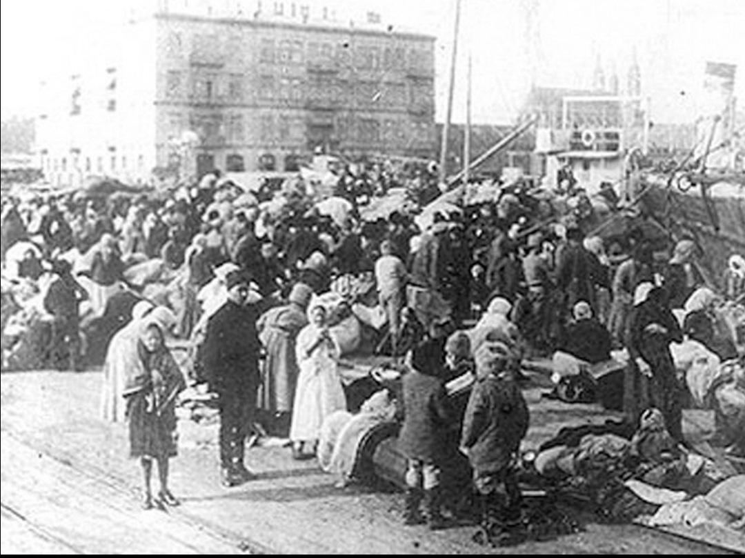 Депортация чеченцев и ингушей