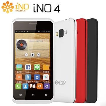 iNO 4 4吋雙核雙卡3G智慧型手機(公司貨) - PChome 24h購物