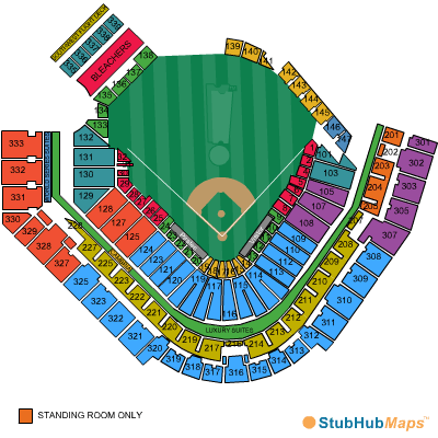Pnc ballpark seating chart www napma net