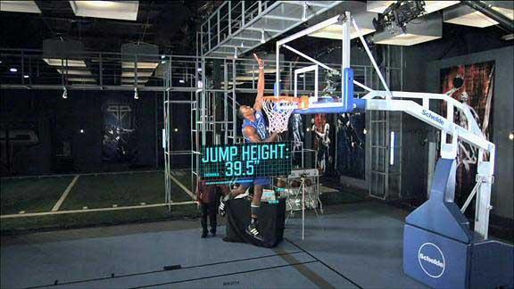 Sport Science Superman ESPN Video
