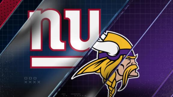 Image result for New York Giants vs. Minnesota Vikings