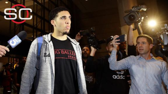 Image Result For Lavar Ball Pulls Son Liangelo Ball Out Of Ucla Espn Com