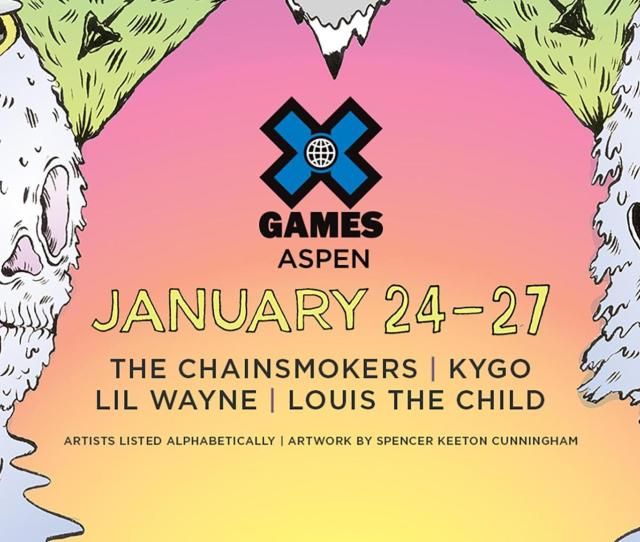 X Games Aspen 2019 Music Lineup