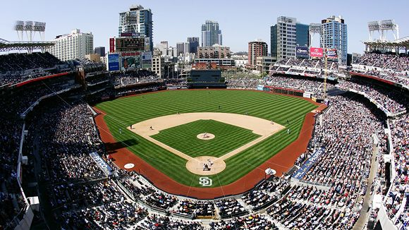 Image result for padres stadium