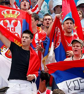 Serbian Fans