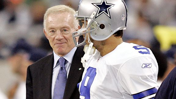 Jerry Jones is always the go-to guy for newsworthy Cowboys quotes, and he usually delivers - The Boys Are Back blog