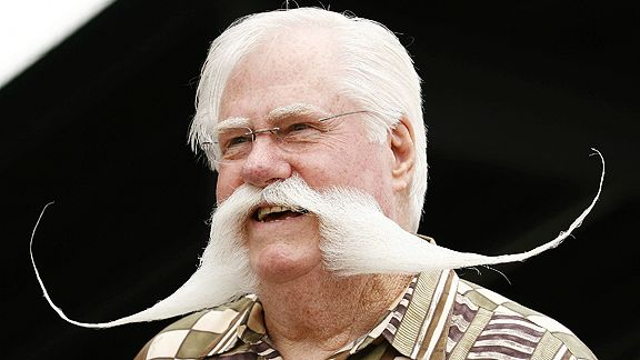Best Beard And Moustache Awarded In National Championship
