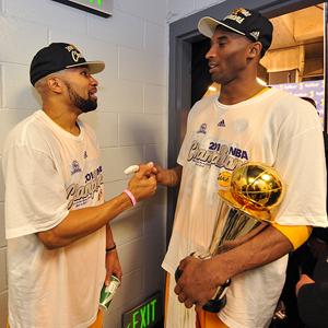 Kobe & Fisher