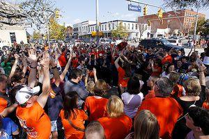 Auburn - Toomers Corner