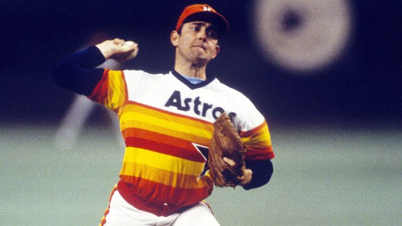 Even Nolan Ryan wasn't immune