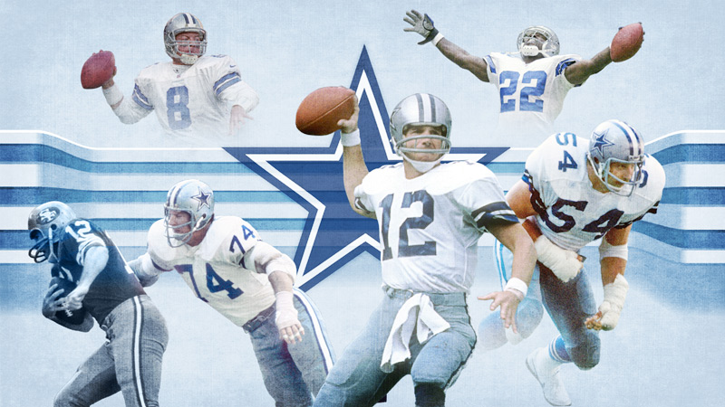 Image result for dallas cowboys greats