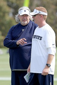 PHOTO: Matthew Emmons/US Presswire Rob Ryan boasted about the Cowboys' defense last season, but the unit finished 16th in points allowed.