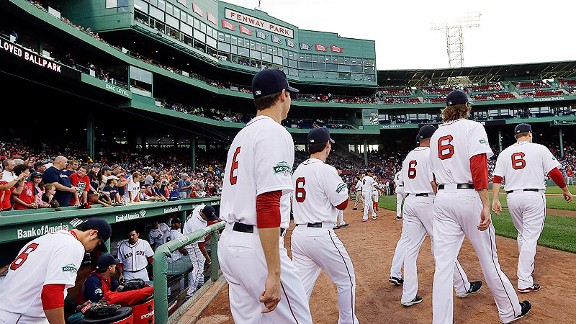 Boston Red Sox players