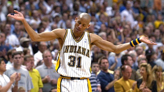 Image result for reggie miller