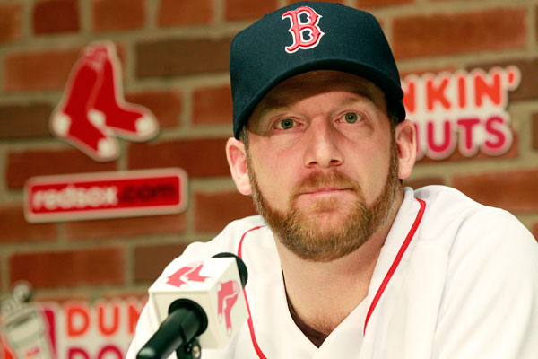 Red Sox Pitcher Ryan Dempster