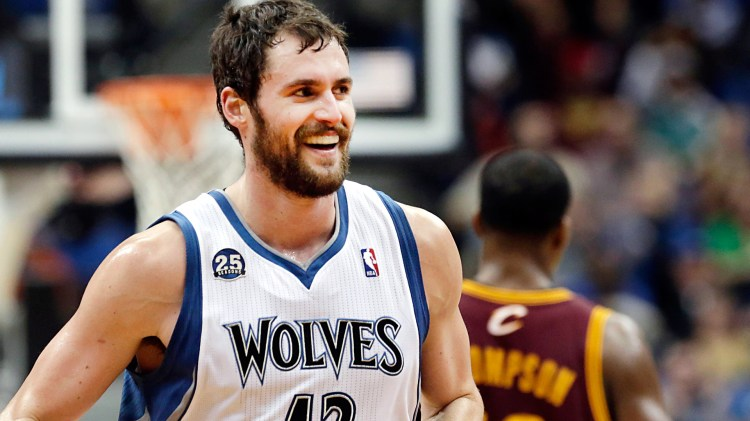 Minnesota Timberwolves Kevin Love may be the game's best ...