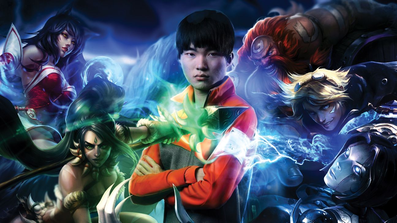 The Unkillable Demon King Faker Article On ESPN