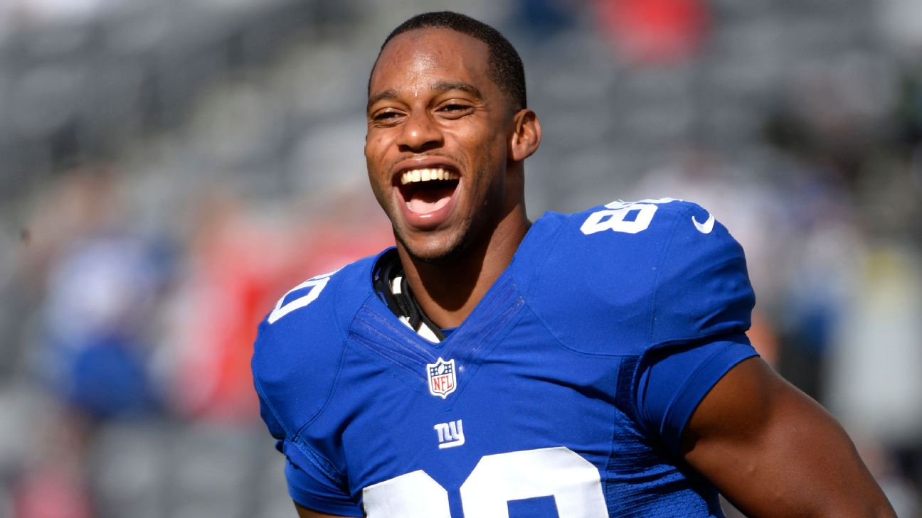 Victor Cruz Retires From Nfl Joining Espn As Analyst