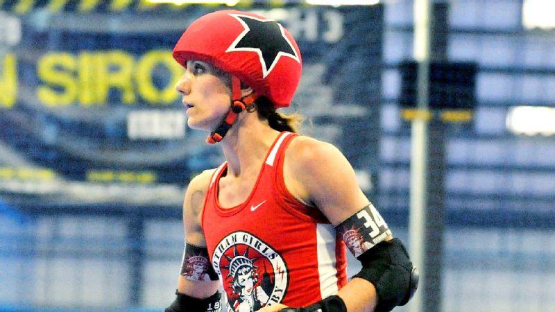 Holy Upset Rose City Stuns Gotham Girls Roller Derby For