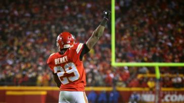 Image result for Eric Berry kneeling
