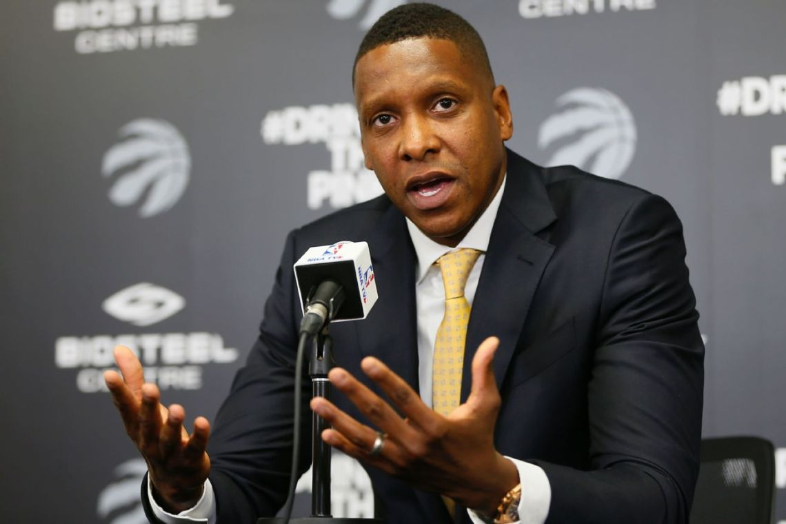 Ujiri: Raptors future hinges on chat with owners