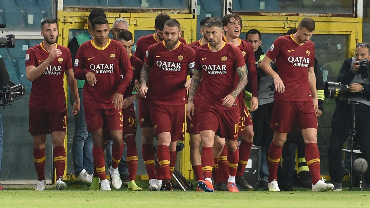 Sampdoria vs. AS Roma - Football Match Report - April 6, 2019 - ESPN