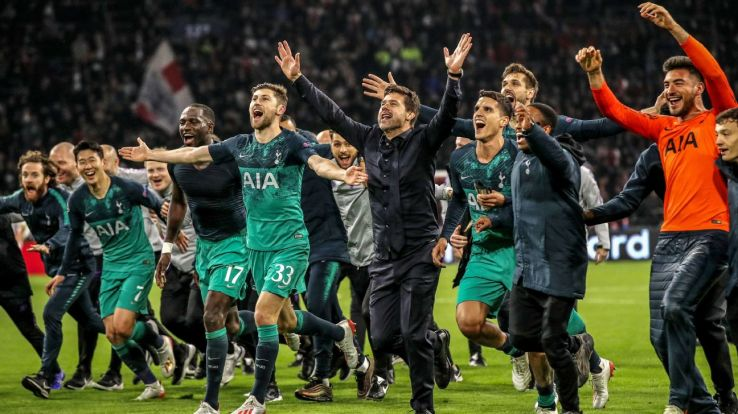 Tottenham engineered a dramatic comeback win at Ajax on Wednesday to book their place in the Champions League final.